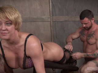 Dee Williams in the harshest hour in Porn!