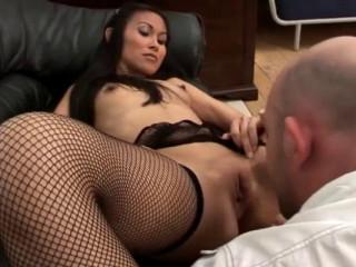 Sexe et dentelles