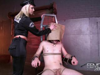 Sexual Interrogation - Dfe
