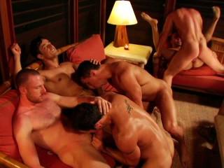 Raw Orgy At Man Island