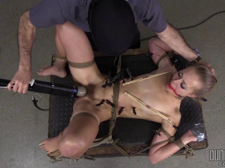 Dungeon Corp - Sadie Blair - The Shy Submissive Monster part 3