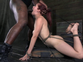 Flexible big breasted Penny Pax in a brutal back arch , HD 720p