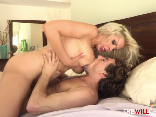 Cheating Hot Wife Nina Elle Bred by Young Bull - FullHD 1080p