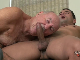Older 4 Me - A Hot Fuck From the Past - Gabriel Dalessandro, Lord Lickalot