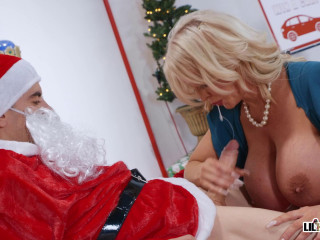 Alura Jenson - The Naughtiest Lil Elf (2020)