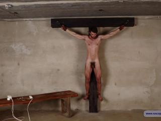 RusCapturedBoys Slave Alexei Naked. Part II