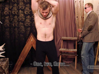 RusCapturedBoys - Domestic gimp Demyan - Part I
