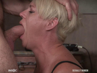 Helena Locke enjoys being plunged total of stiff cock!