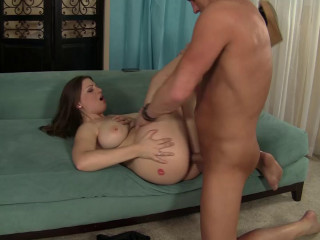 Jessica Roberts calls a man over for some sex
