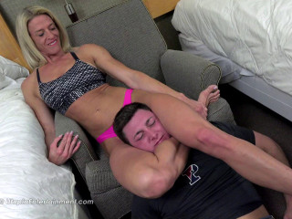 Nikki's Special Massage Knockout! - Nikki J - Full HD 1080p