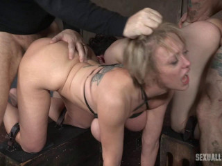 Dee Williams & Bonnie Day In Brutish Harsh Poke