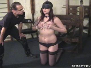 Bound Amazon Beauty Pt 2: Ava
