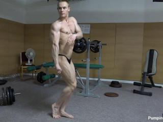 Pumping Muscle Mason R HD