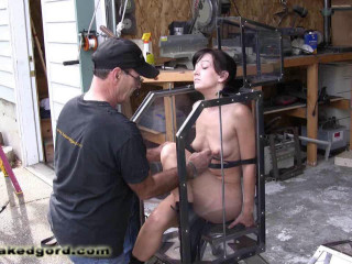 Elise Boxed and Fucked