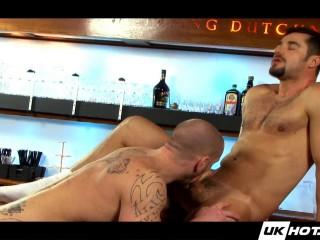 UK Hot Jocks - Gay Bar or Bust Episode 1 - Dean Monroe, Harley Everett