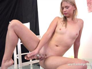 Blonde Violette