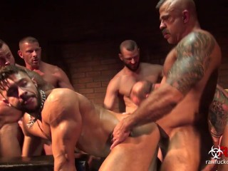 Seth Santoro_s Gang Bang - Part 1