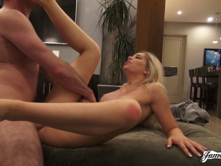 Trisha Parks Spends The Night With James Deen - Feb 27, 2017