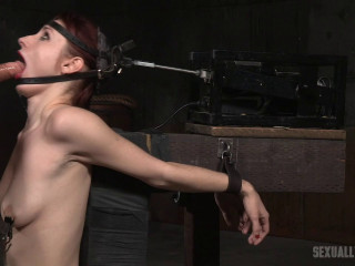 Violet Monroe Does Salivating Blow On 2 Schlongs