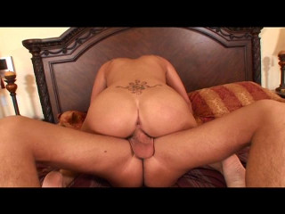 Youthful Black-haired Ho Likes To Be Predominated