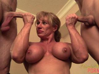 Female Bodybuilder Porn screen 15
