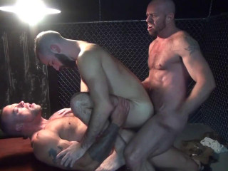 Interrogation Fuck Down