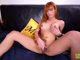 See Satisfies Her Cock!