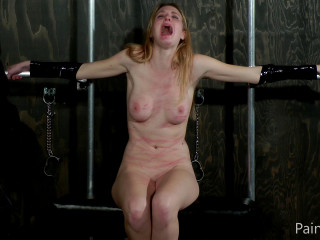 Caned And Crying. So Nice.