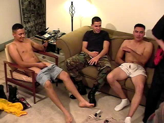 Sexy Military Recruits