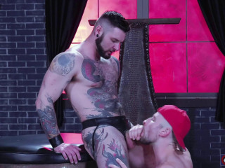 Strong Arm Landlord - Scene 2 - Drew Dixon & Teddy Bryce HD