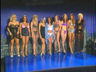 Red-hot Figure Competition: The Lingerie Must Go!