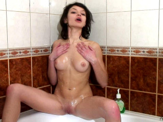 irina shower time