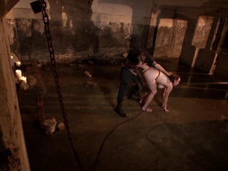 Pent up Sub Bella Rossi Owen Gray - BDSM, Humiliation, Torment HD 720p
