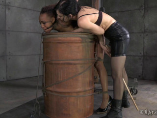 HT - My Time In The Barrel - Elise Graves and Nikki Darling - HD