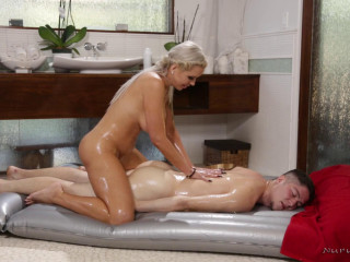 Nina Elle, Connor Kan - The Virgin boy FullHD 1080p