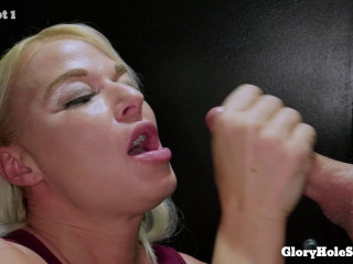 London's First Gloryhole Video