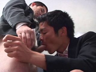 Power Grip vol.134 - Young Salarymen - Anal Duty