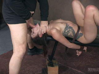 Edsen Sin - Bars part 3 - Brutally fucked to several orgasms!