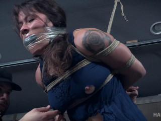 Hardtied - StressTess'd - Tess Dagger