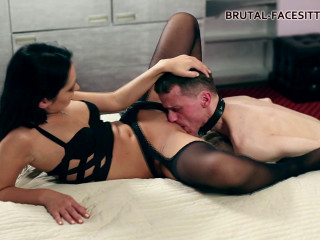Brutal Facesitting - Angie Moon - Full HD 1080p