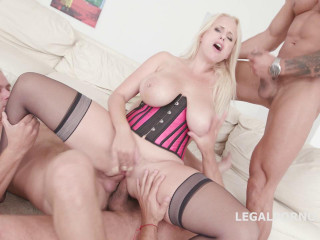 Gangbang Destination With Dap For Angel Wicky
