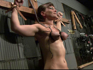 Toaxxx - Yvette in the Dungeon space - pt 2
