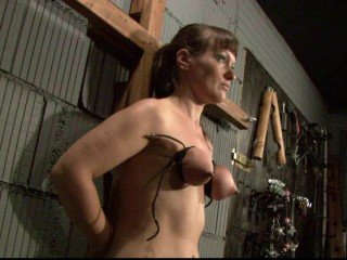Yvette in the Dungeon