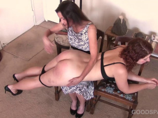 GoodSpanking - Chelsea, Maddy Marks - This Means She Needs a Spanking - Part One