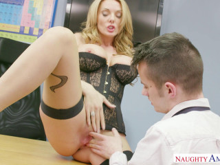 Stacey Saran , Sam Bourne - Fuck-fest Instructor FullHD 1080p