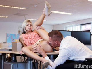 Gina Gerson - Banged By My Boss HD 720p