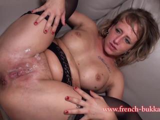 French-Bukkake - Cécilia Lacroix - Man Audition - 720p