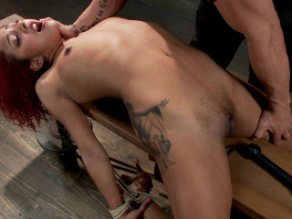 +FB_0328 - Super-steamy Bitch is Tormented and Screwed