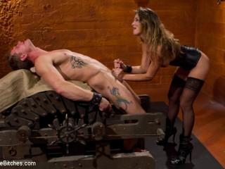 Leather Clad Fem Dom: Episode 1