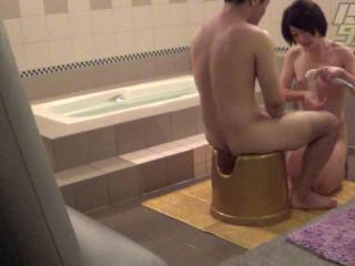 Hidden Camera Yoshihara luxury soap